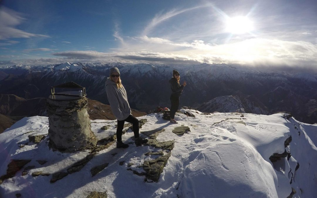 Hiking in the South Island