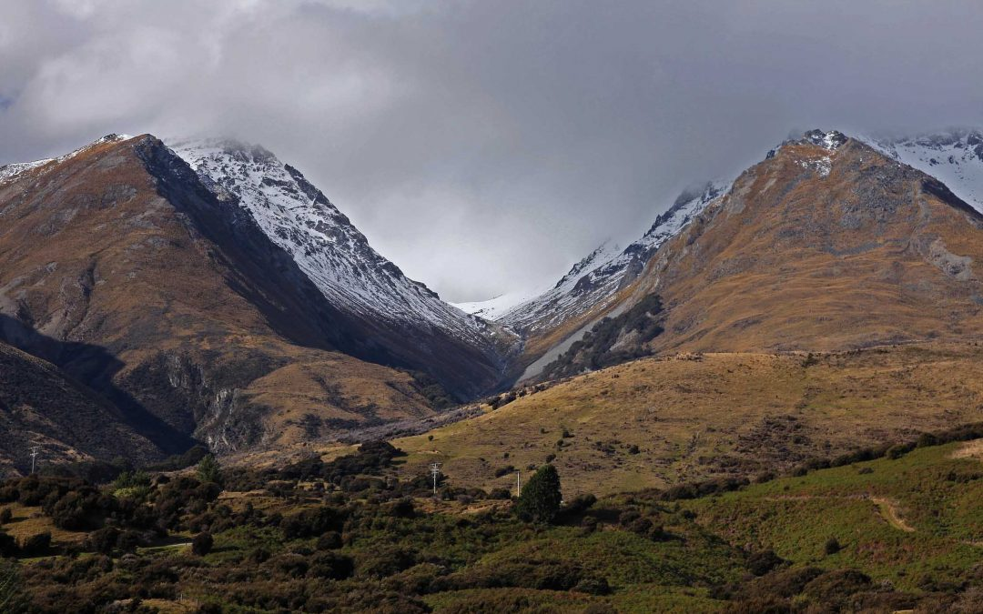 Hiking in the South Island no.3