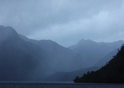 Doubtful Sound, South Island New Zealand