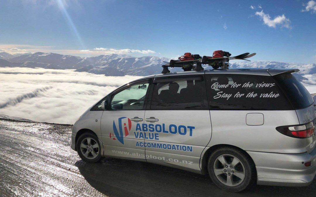 Should we rent a car while we're in Queenstown?