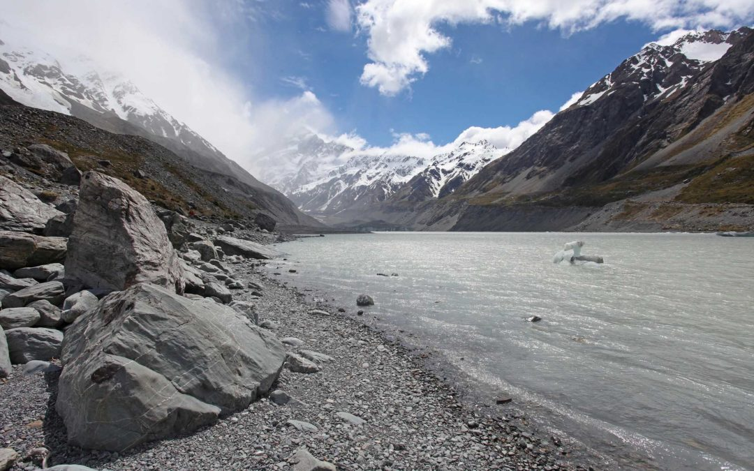 Hiking in the South Island no.2