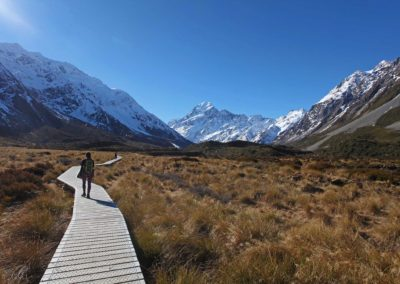 Mt Cook, South Island New Zealand