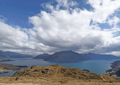 Lake Wakatipu, Queenstown Hill Hike