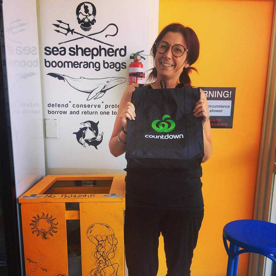 Absoloot Hostel, Sea Shepherd and sustainability