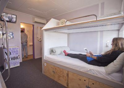 4 Bed Dorm En-Suite Bathroom, Absoloot Hostel QT